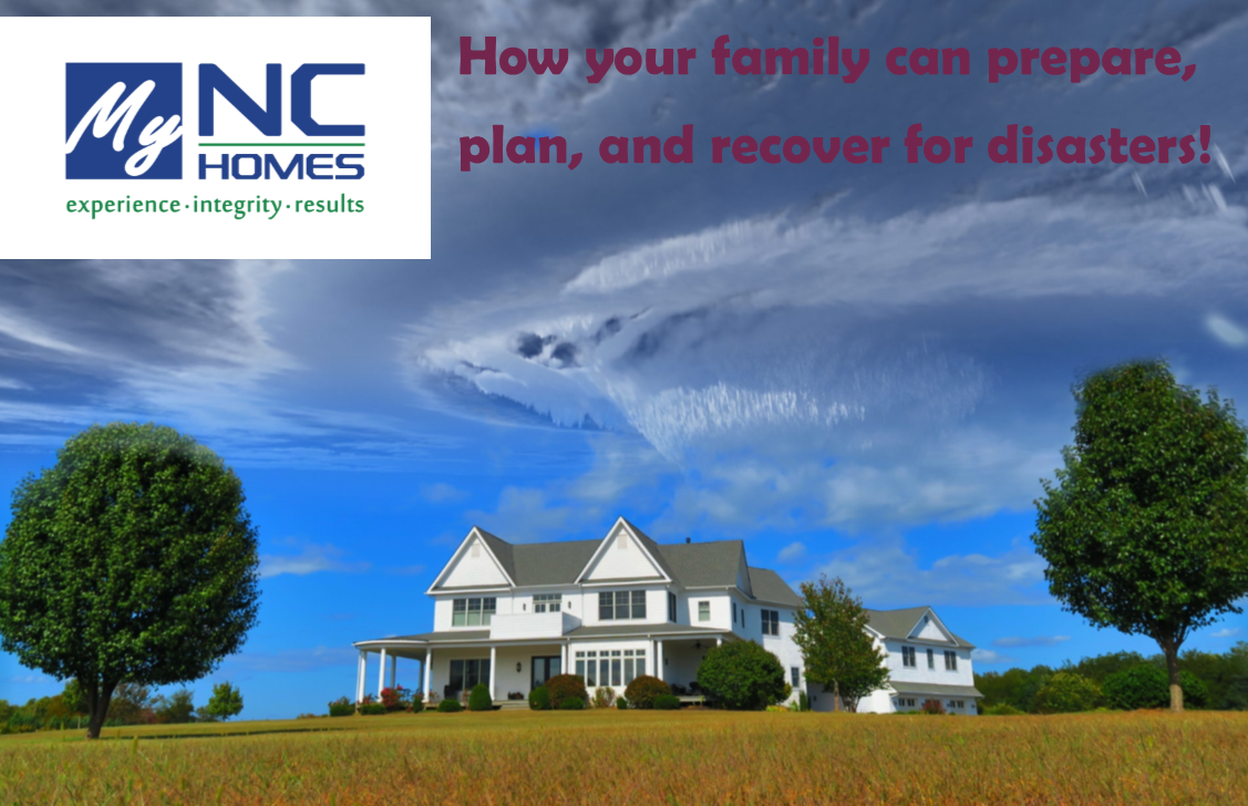 How your family can prepare, plan, and recover for disasters