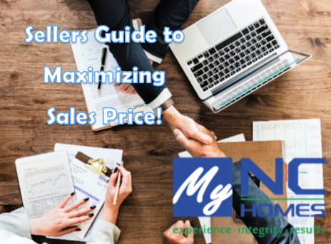Sellers Guide to Maximizing the Sales Price