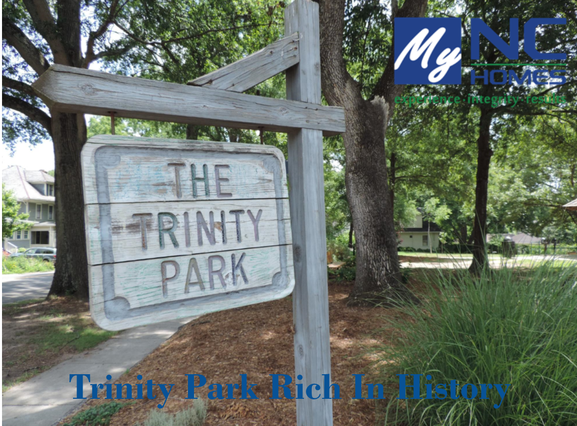 Trinity Park Rich in History