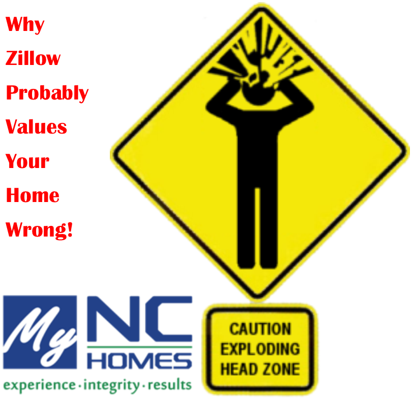 Why Zillow Values Your Home Wrong