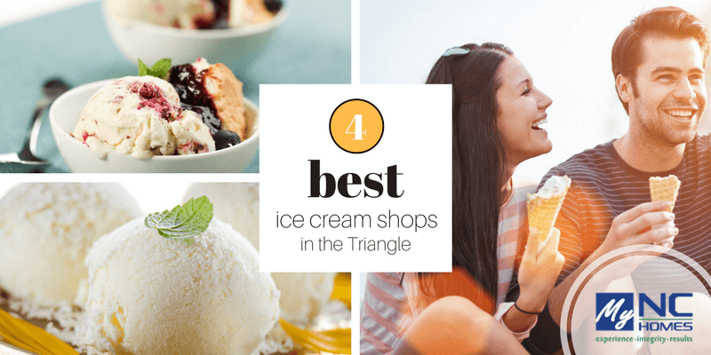 Best Ice Cream shops in Durham, Chapel Hill, and Cary