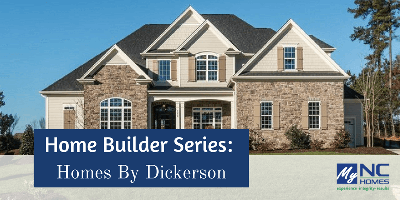 Homes by Dickerson - Home Builder Showcase