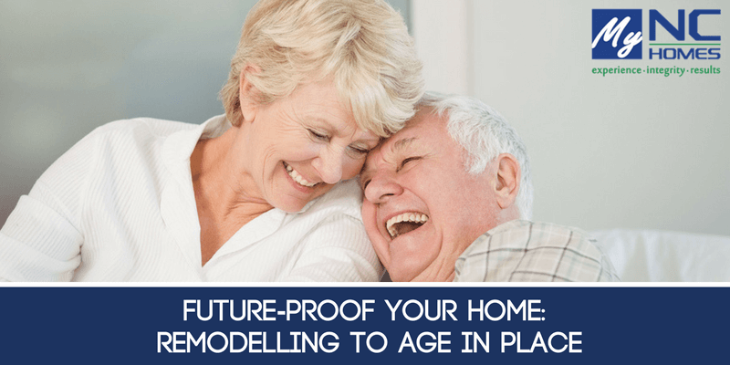Renovating your home to age in place