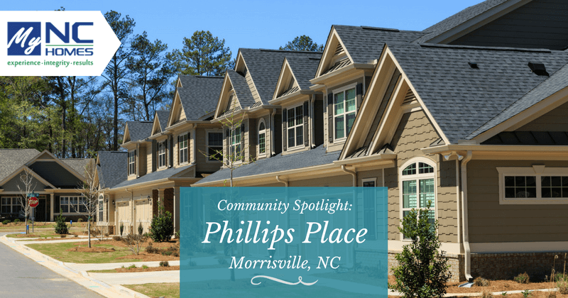 Phillips Place homes for sale in Morrisville