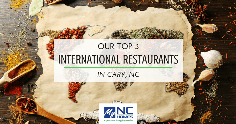 3 Best International Restaurants in Cary, NC