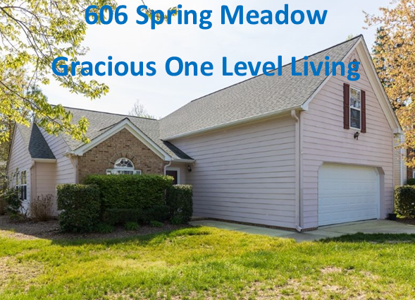 606 Spring Meadow in Hope Valley Farms Durham NC