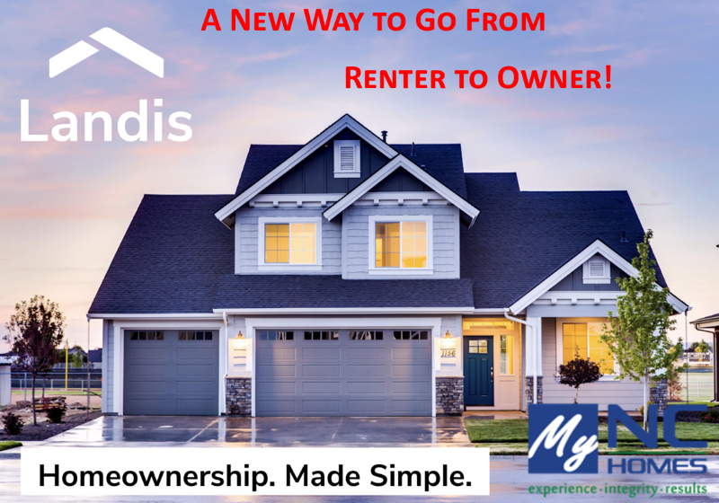Meet Landis: A New Way to Go from Renter to Owner
