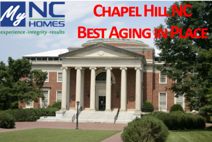 Chapel Hill, NC - Best Aging in Place
