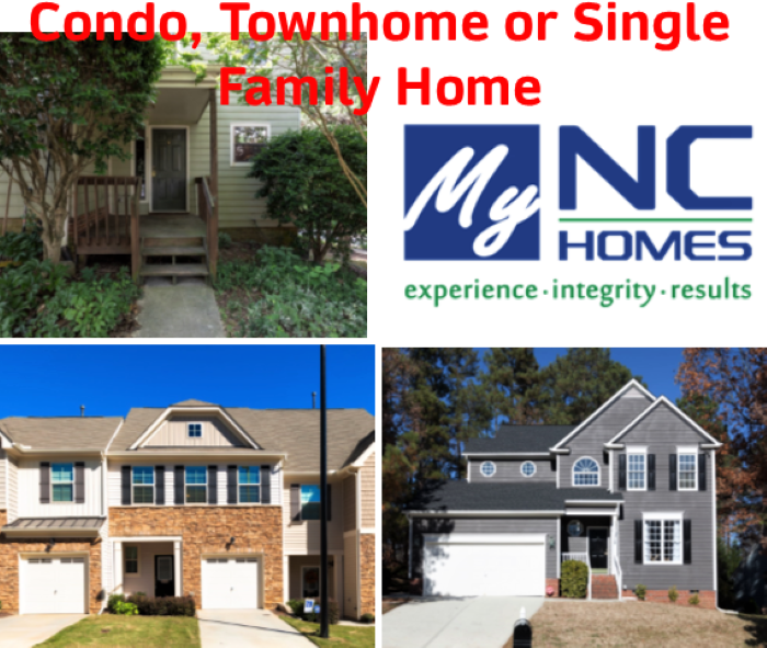 Looking for a Condo, Townhouse or Single Family Home