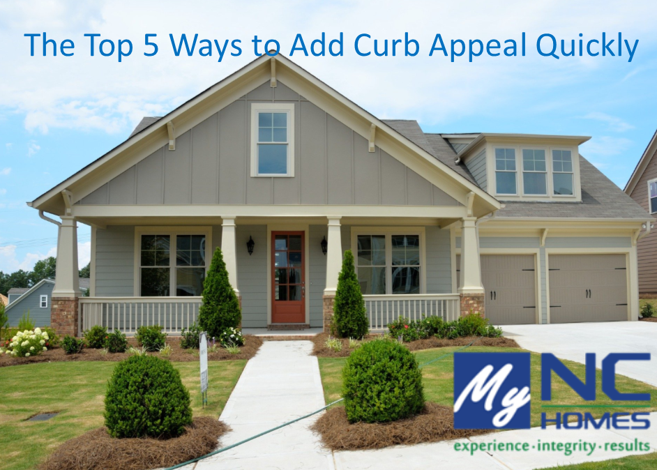 5 Ways to Add Curb Appeal Quickly