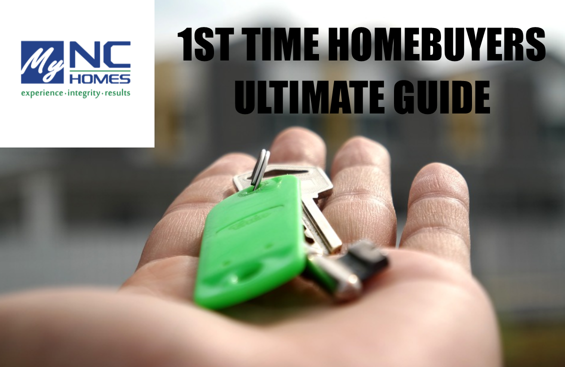 1st Time Home Buyers Ultimate Guide