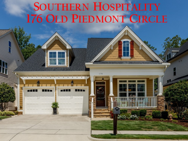 Enjoy Southern Hospitality - 176 Old Piedmont Circle