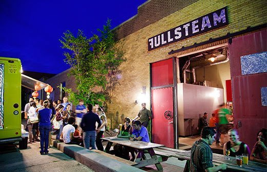 Full Steam Brewery courtesy of Durham Convention Center