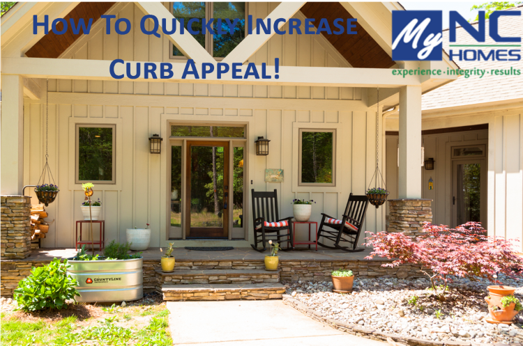 How to Quickly Increase Curb Appeal