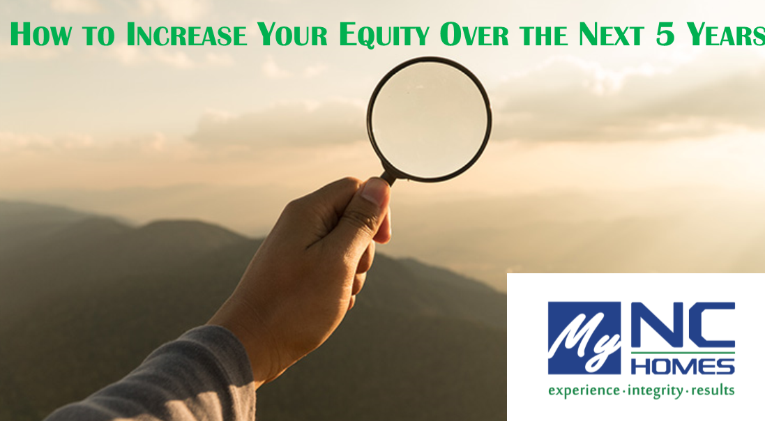 How to Increase Your Equity