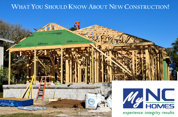 What You Should Know About New Construction
