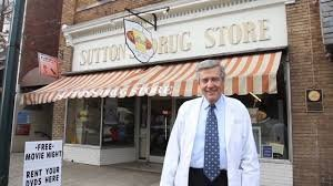 Sutton's Drug Store