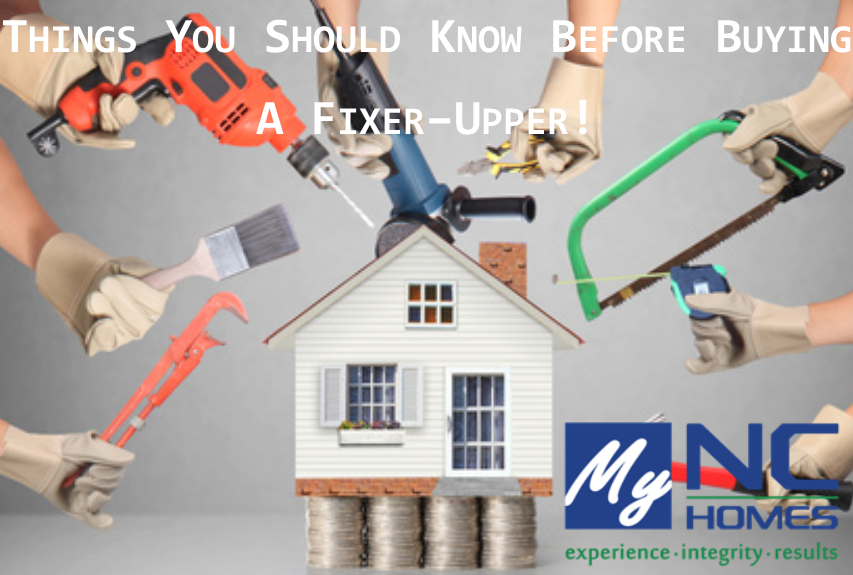 Things To Know Before Buying a Fixer Upper