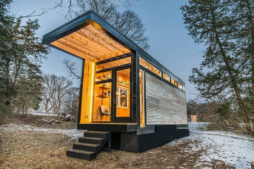 Tiny House - Studio
