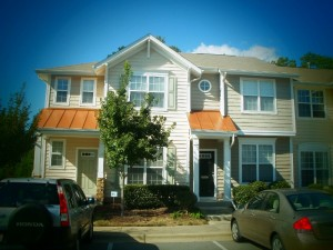 Woodcroft townhome in Durham, NC