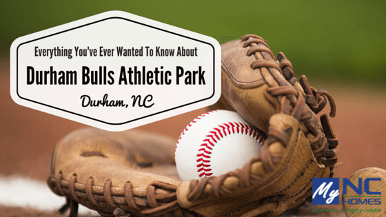 About Durham Bulls Athletic Park - History