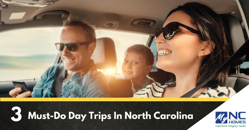 3 best day trips in North Carolina