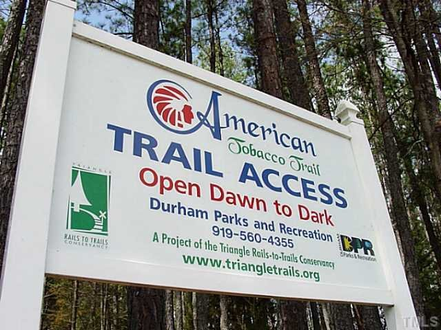 American Tobacco Trail Access