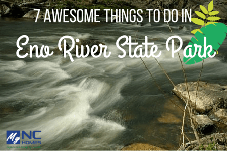 Things to do in Eno River State Park
