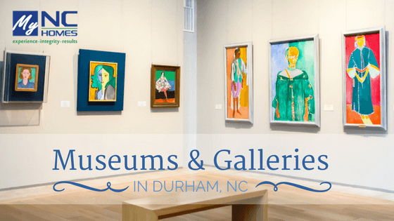 Museums, galleries, and performing arts in Durham, NC