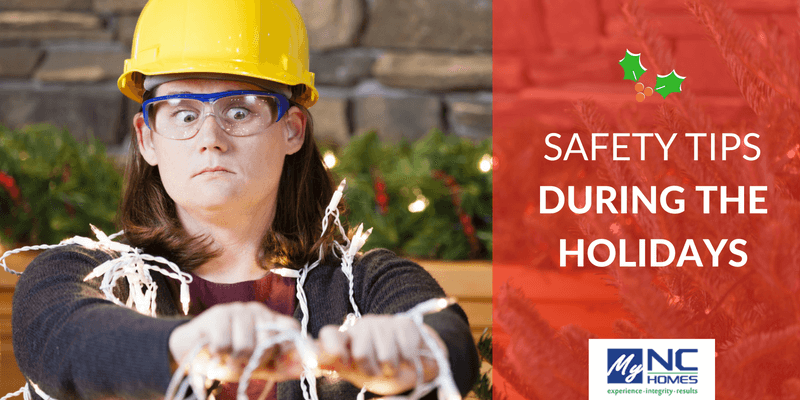 Safety tips during the holidays