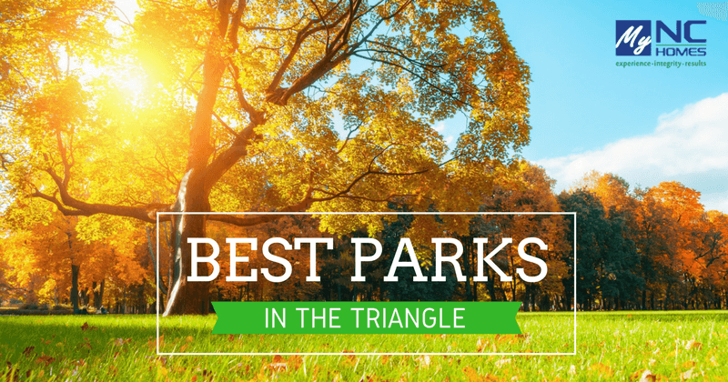 Best parks in the Triangle region