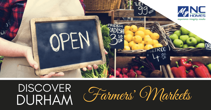 Discover Durham NC Farmers' Market