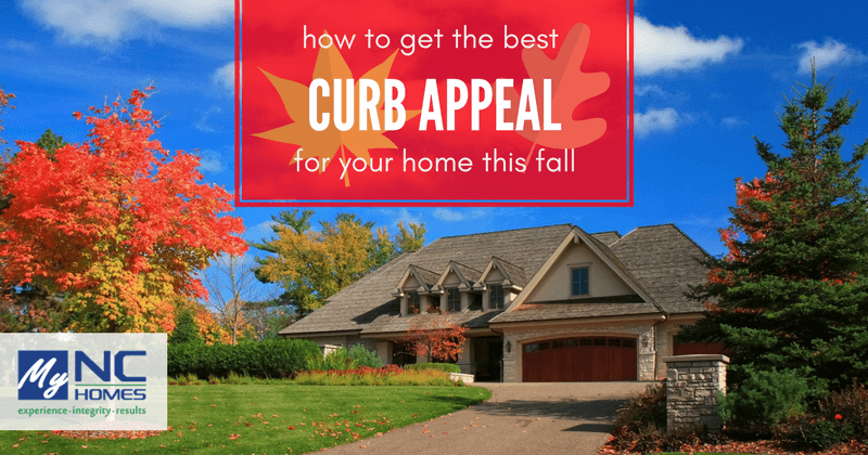 Fall home curb appeal tips