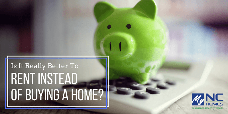 Is it really better to rent rather than buy a home?