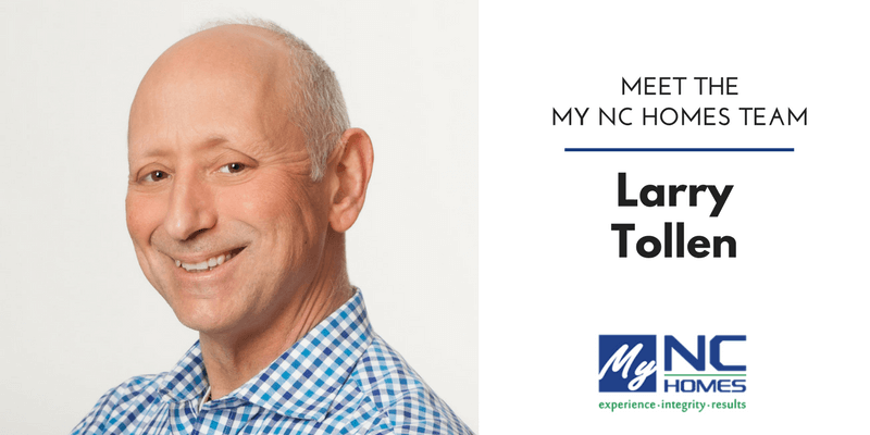 Meet Larry Tollen of My NC Homes