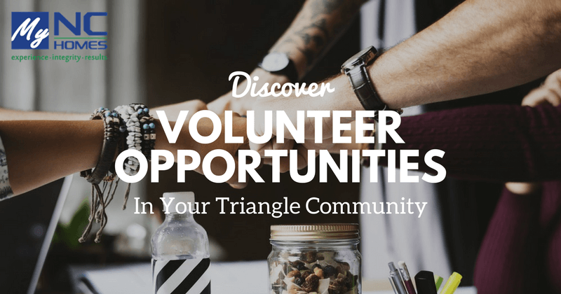 Volunteering in the Triangle