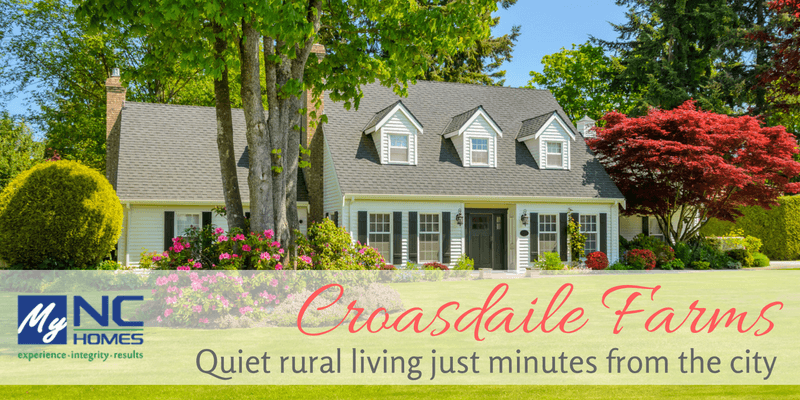 Croasdaile Farms homes for sale