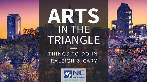 arts and culture in Raleigh, NC