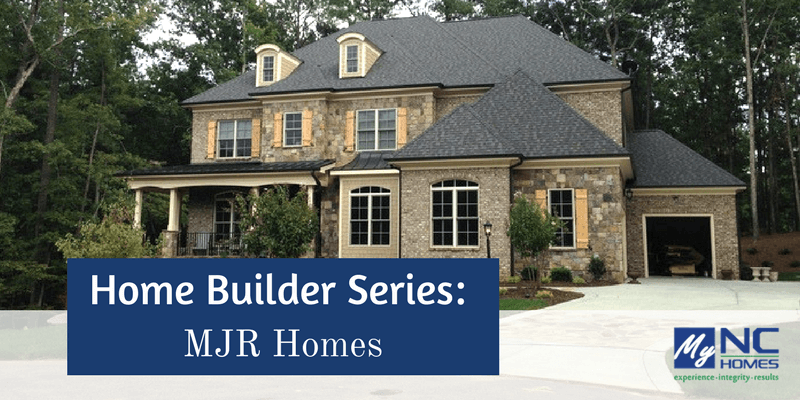 MJR Homes - NC Custom Home Builder