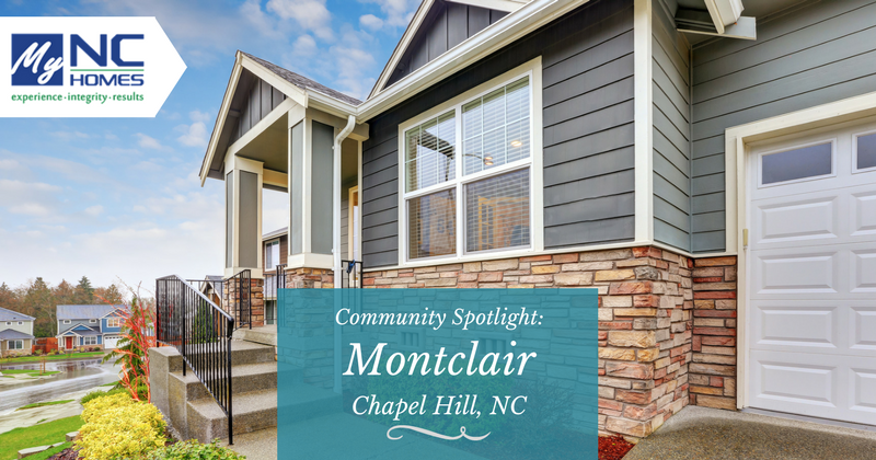 Montclair homes for sale