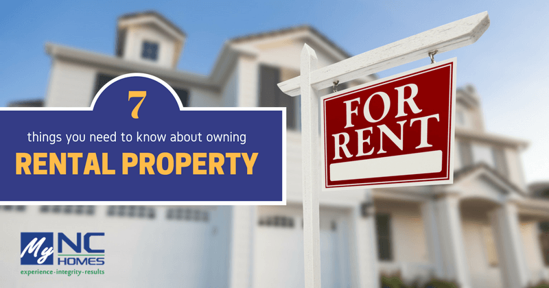 7 things you need to know before buying a rental property