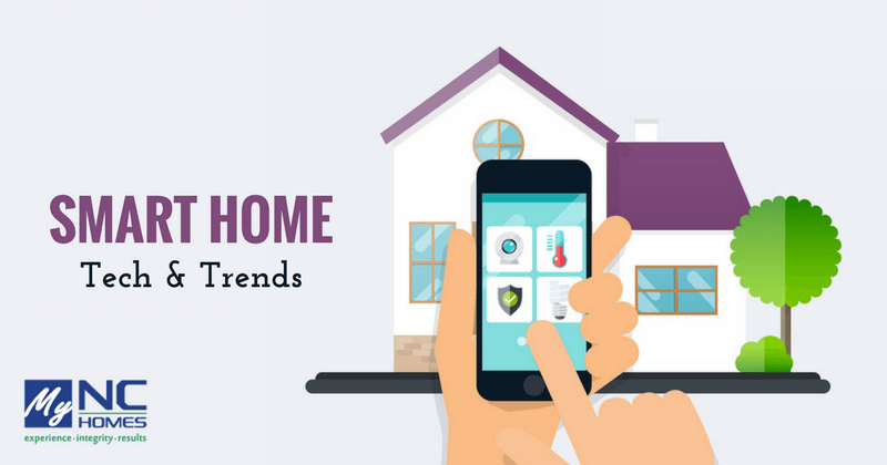 adding smart home technology to your home