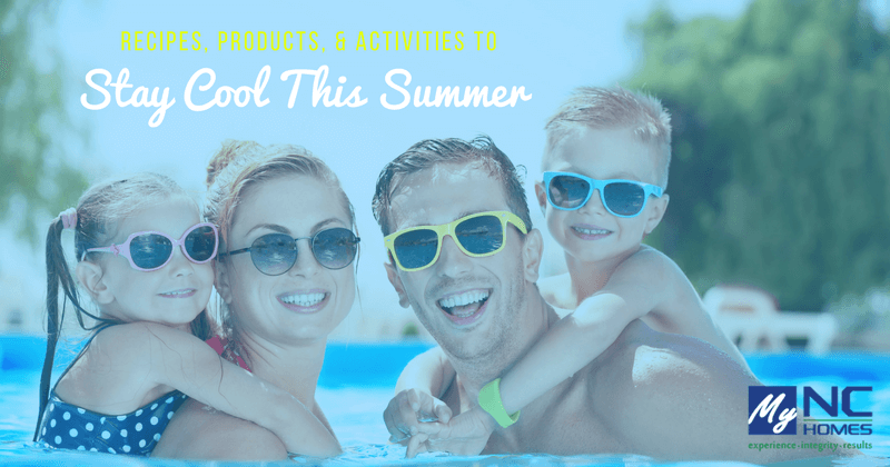 stay cool this summer with recipes and activities