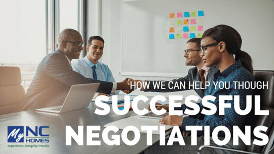 successful real estate negotiations