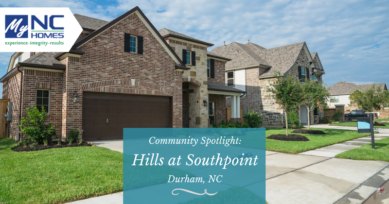 The Hills at Southpoint homes for sale