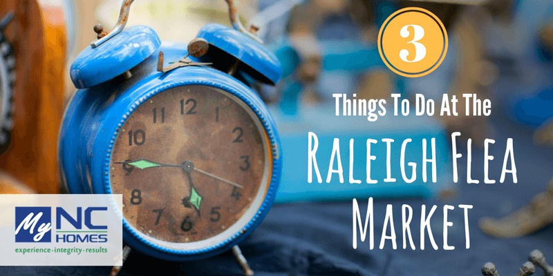How to find hidden gems at a Raleigh flea market